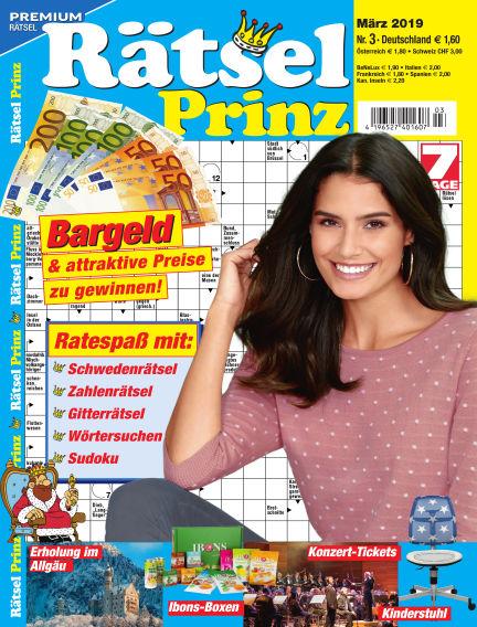 Rätsel-Prinz January 30, 2019 00:00