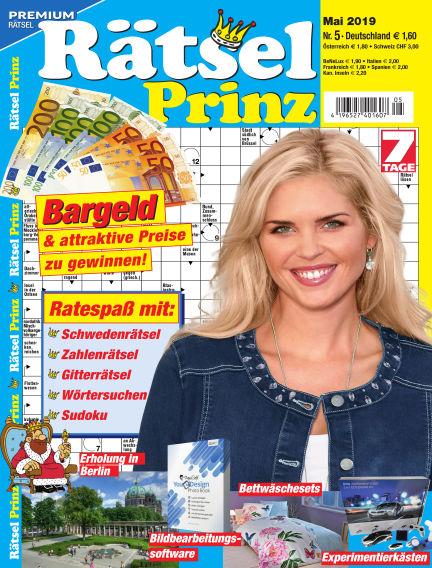 Rätsel-Prinz April 03, 2019 00:00