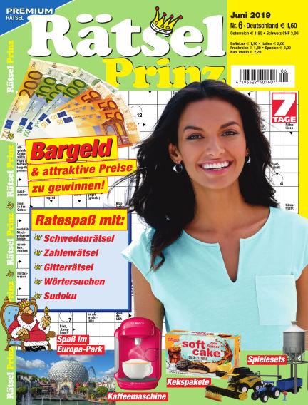 Rätsel-Prinz April 30, 2019 00:00