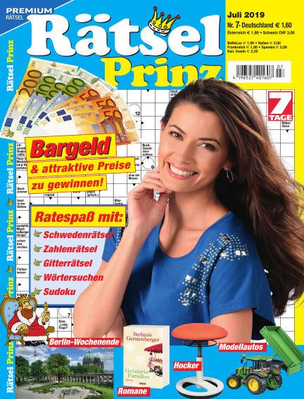 Rätsel-Prinz May 29, 2019 00:00