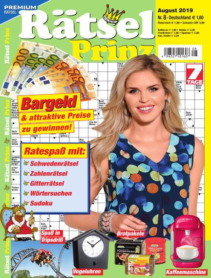 Rätsel-Prinz July 03, 2019 00:00