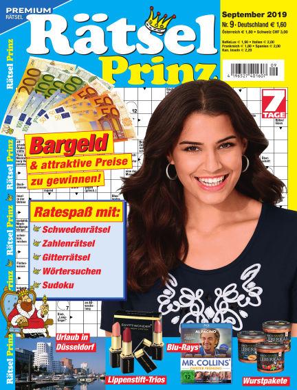 Rätsel-Prinz July 31, 2019 00:00