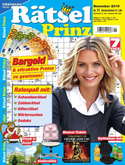 Rätsel-Prinz October 02, 2019 00:00