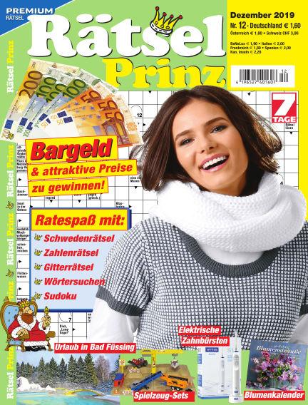 Rätsel-Prinz October 30, 2019 00:00