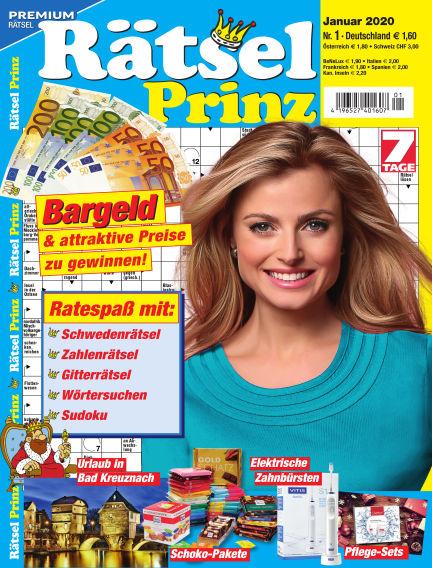 Rätsel-Prinz December 04, 2019 00:00