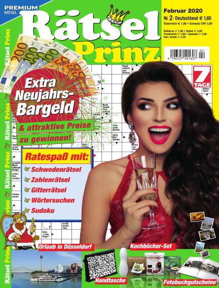 Rätsel-Prinz January 02, 2020 00:00