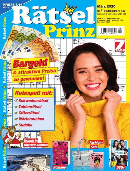 Rätsel-Prinz January 29, 2020 00:00
