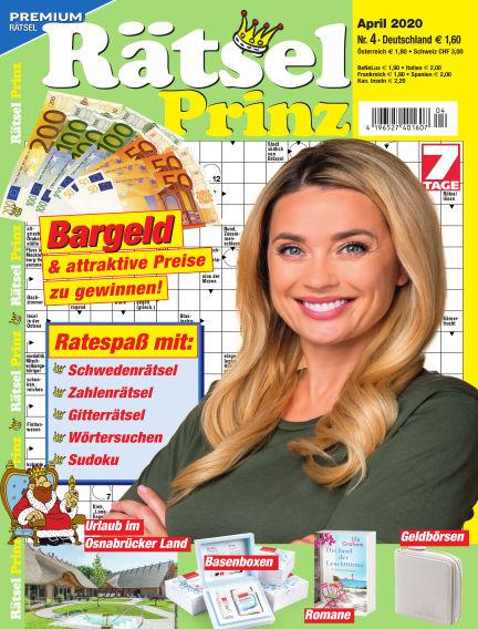 Rätsel-Prinz February 26, 2020 00:00