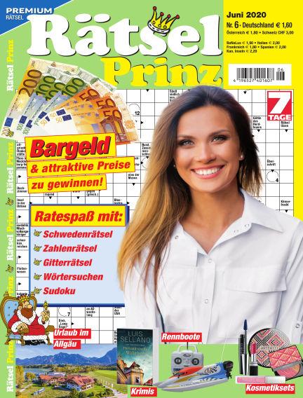 Rätsel-Prinz April 29, 2020 00:00