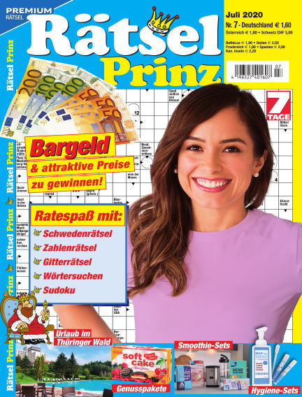 Rätsel-Prinz May 26, 2020 00:00