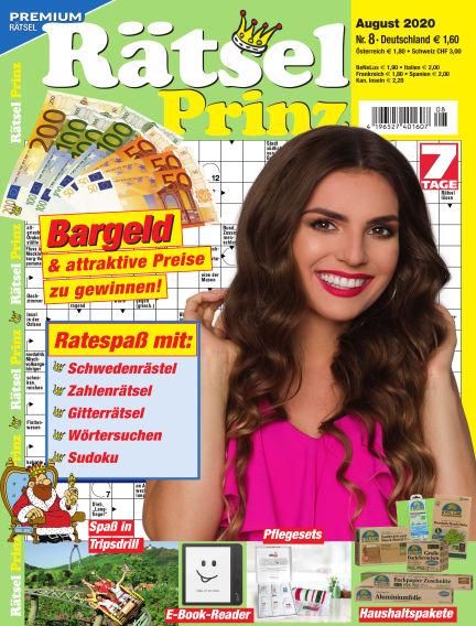 Rätsel-Prinz July 01, 2020 00:00