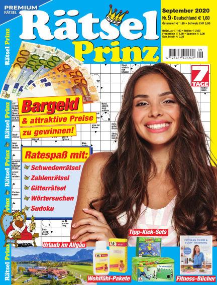 Rätsel-Prinz July 29, 2020 00:00