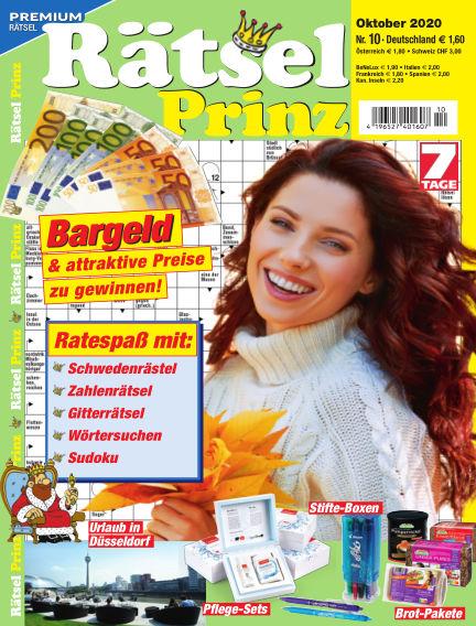Rätsel-Prinz September 02, 2020 00:00