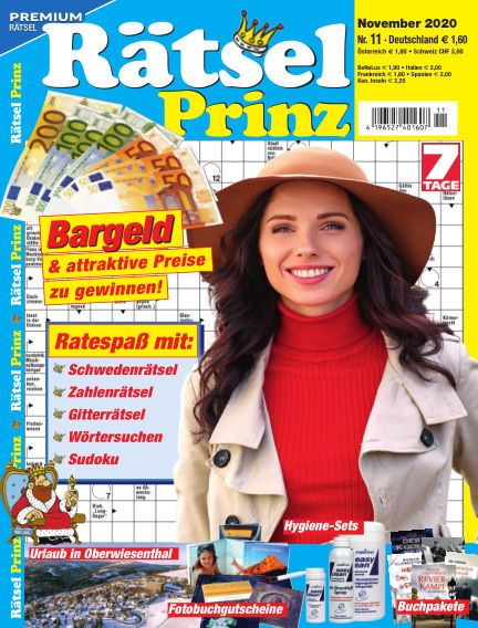 Rätsel-Prinz September 30, 2020 00:00