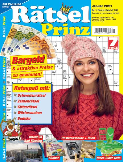 Rätsel-Prinz December 02, 2020 00:00