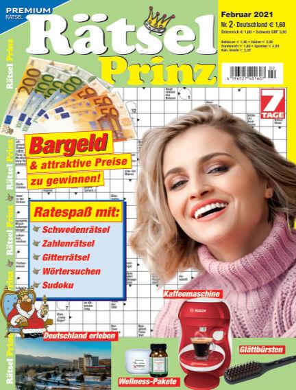 Rätsel-Prinz January 05, 2021 00:00