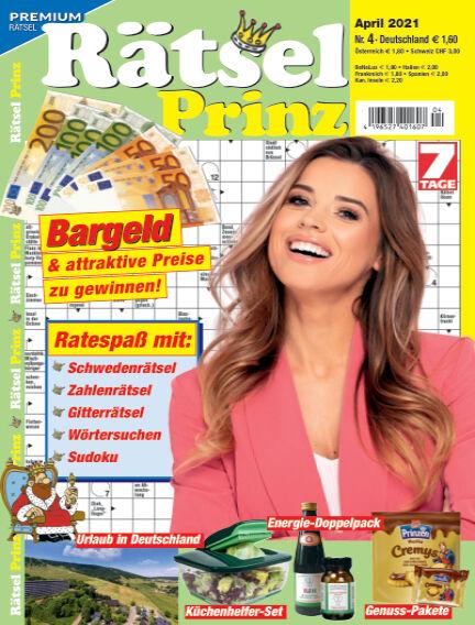 Rätsel-Prinz March 03, 2021 00:00