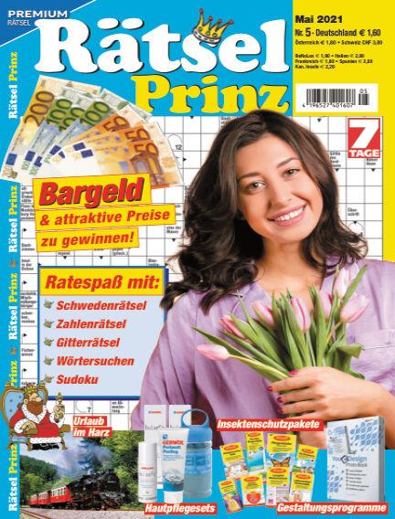 Rätsel-Prinz March 31, 2021 00:00
