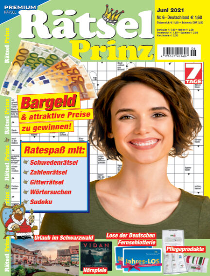Rätsel-Prinz April 28, 2021 00:00