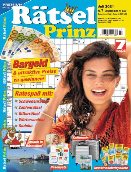 Rätsel-Prinz May 26, 2021 00:00