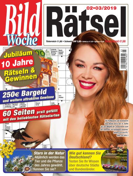 Bild Woche Rätsel January 18, 2019 00:00
