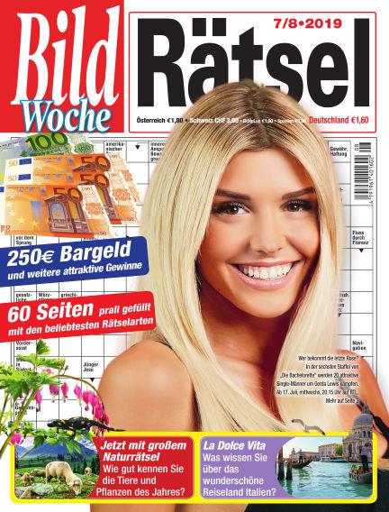Bild Woche Rätsel July 05, 2019 00:00