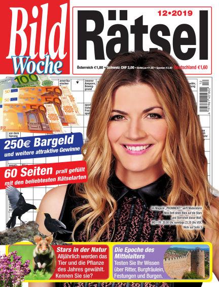Bild Woche Rätsel October 11, 2019 00:00