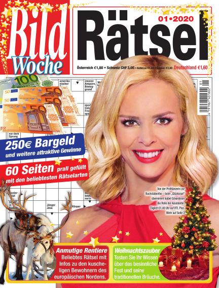 Bild Woche Rätsel November 29, 2019 00:00