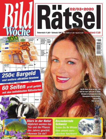 Bild Woche Rätsel January 17, 2020 00:00