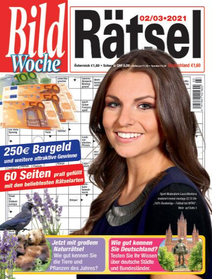 Bild Woche Rätsel January 15, 2021 00:00