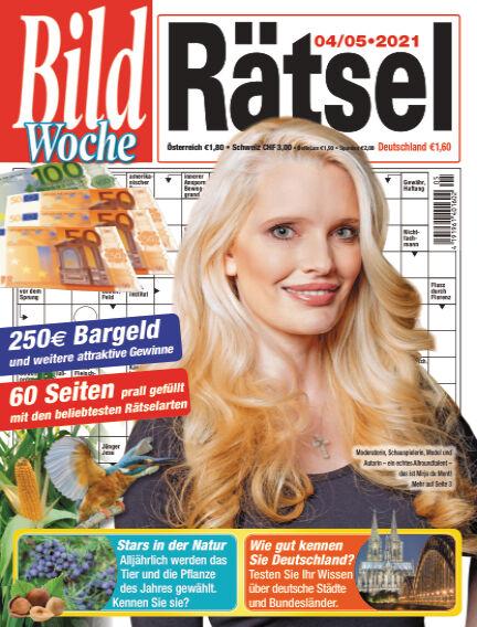 Bild Woche Rätsel March 05, 2021 00:00
