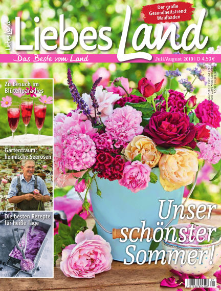 Liebes Land June 19, 2019 00:00