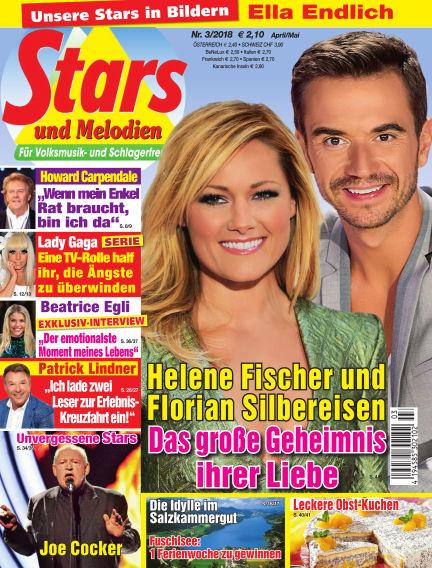 Stars und Melodien March 22, 2018 00:00