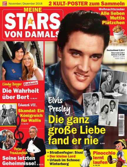 Läs tidningen Meine Stars von Damals med Readly Den