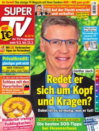 Super TV 10-19