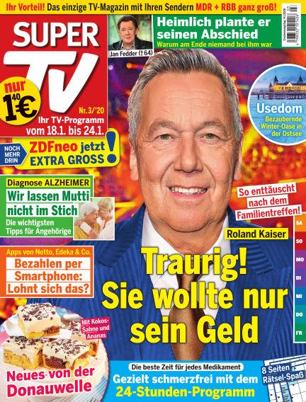 Super TV January 09, 2020 00:00