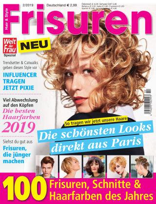 Welt der Frau Frisuren 02-2019