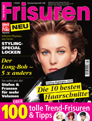 Welt der Frau Frisuren 01-2020