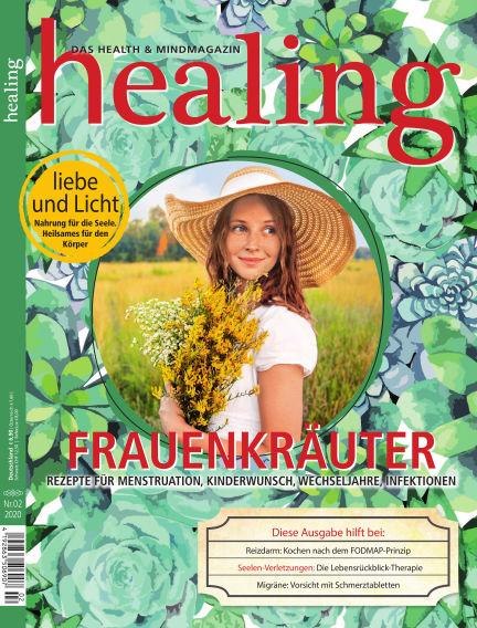 healing April 15, 2020 00:00