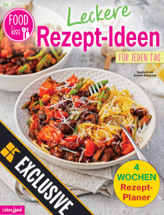 FOODkiss Liebes Land Readly Exclusive Nr. 7