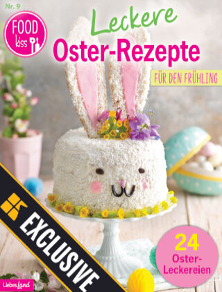 FOODkiss Liebes Land Readly Exclusive Nr. 9