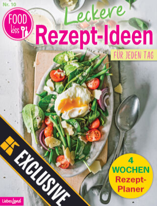 FOODkiss Liebes Land Readly Exclusive Nr. 10