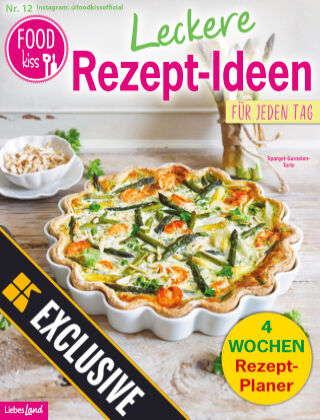 FOODkiss Liebes Land Readly Exclusive Nr. 12