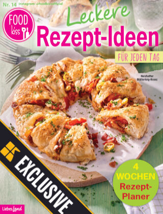 FOODkiss Liebes Land Readly Exclusive Nr. 14