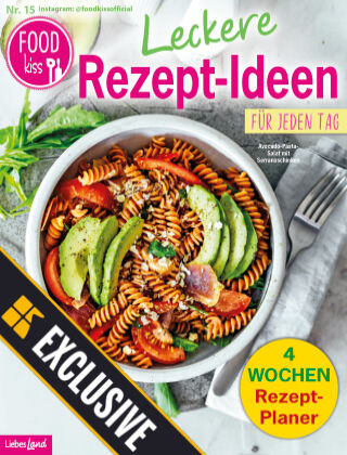 FOODkiss Liebes Land Readly Exclusive 15