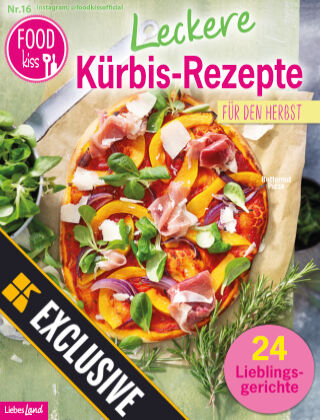 FOODkiss Liebes Land Readly Exclusive Nr. 16