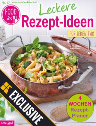 FOODkiss Liebes Land Readly Exclusive Nr. 17