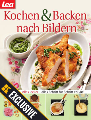 Lea Kochen & Backen nach Bildern Readly Exclusive 2020-08-15