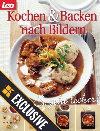 Lea Kochen & Backen nach Bildern Readly Exclusive 2021-01-16