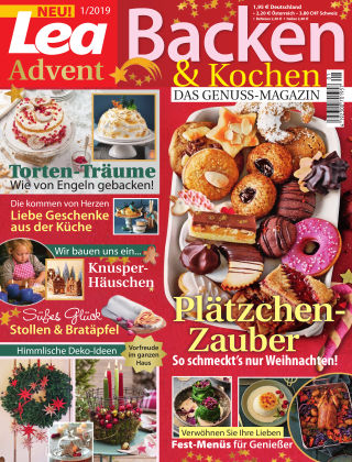 LEA Kochen Advent & Backen 19
